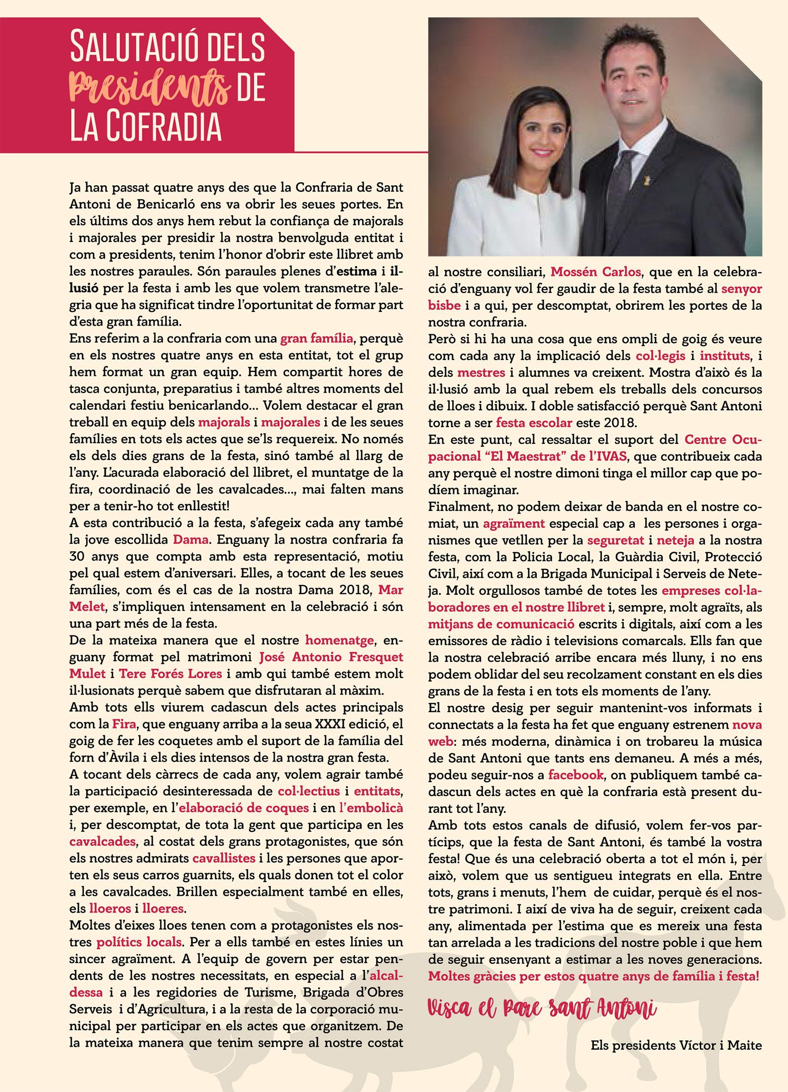 Sant-Antoni-Benicarlo-Salutacio-President-llibret